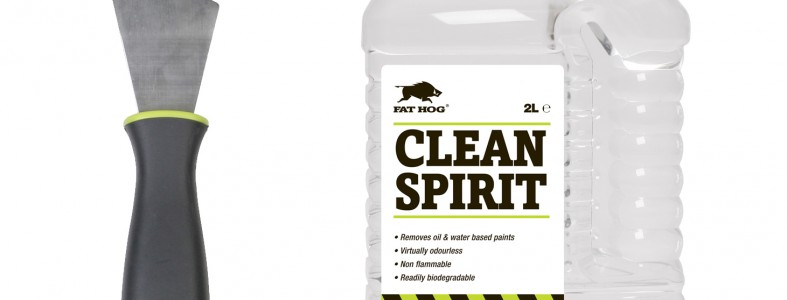 Fat Hog Six-in-One and Clean Spirit