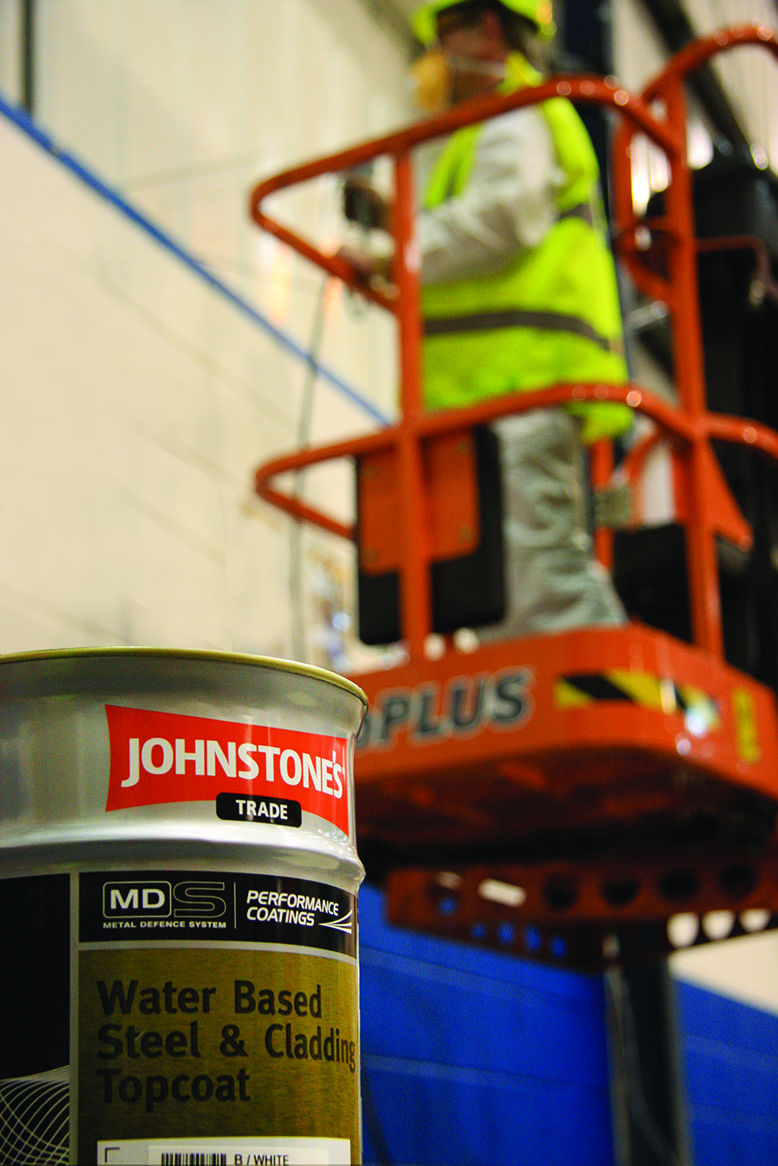 Johnstone's Steel and Cladding 1
