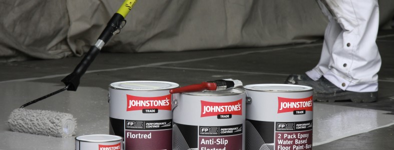 Johnstone's Floor Protection System