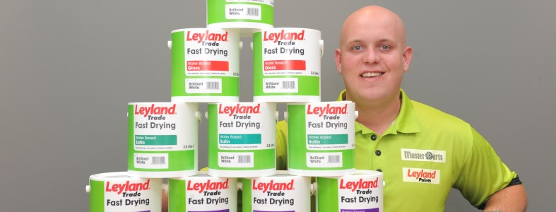 MVG Leyland Paints