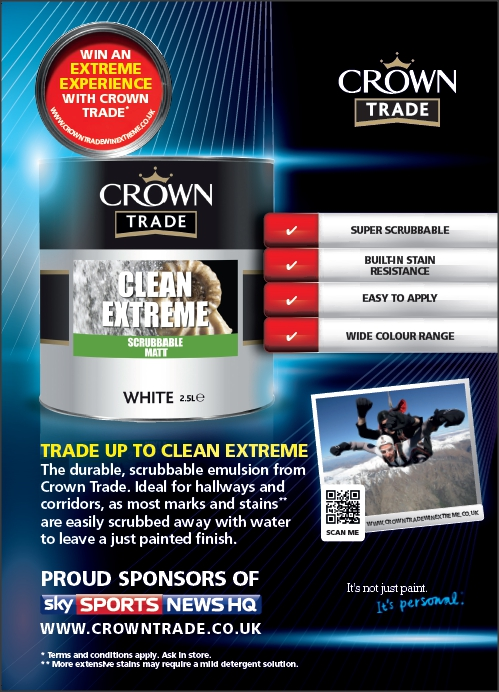 Crown Trade Extreme Experience