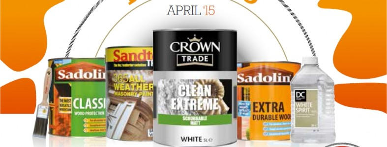 April Hot Deals cover