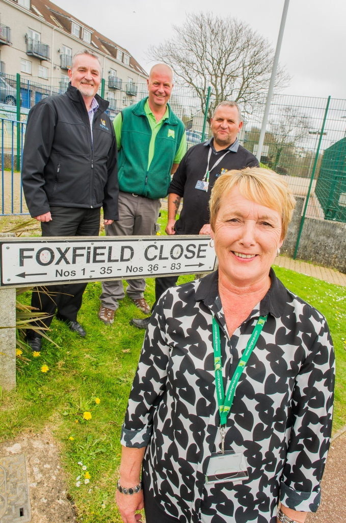 Novus Property Solutions and DCH - Foxfield Community House