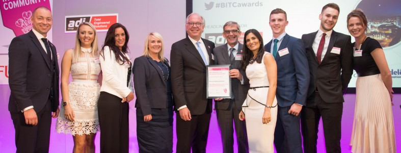 Novus Property Solutions - BITC Awards 2016