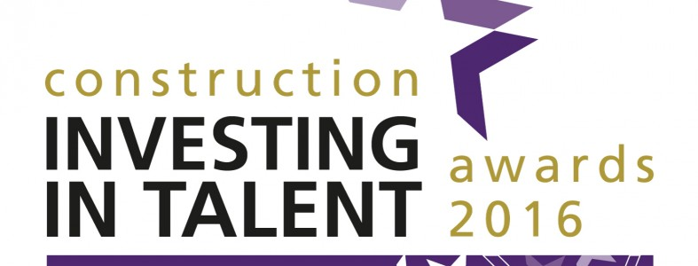Construction Investing in Talent Awards 2016 - Finalist