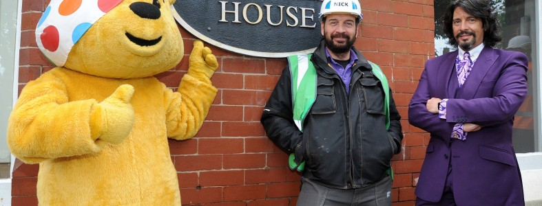 DIY SOS The Big Build BBC Children in Need Special (working title) press (1)