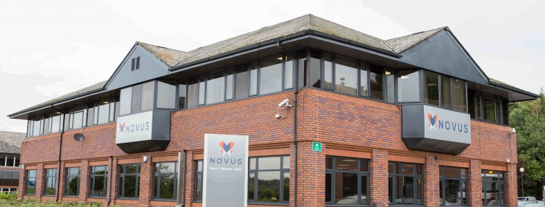 Novus Property Solutions' new Stoke HQ